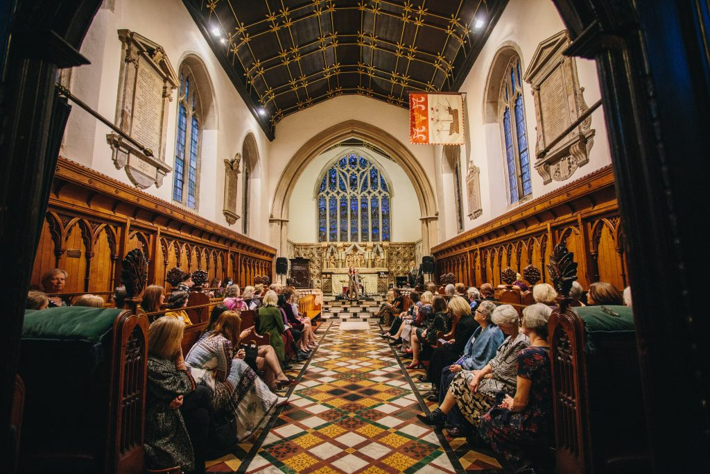Internal chapel image