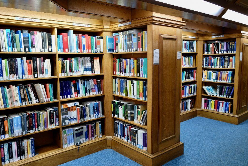 Meyricke Library