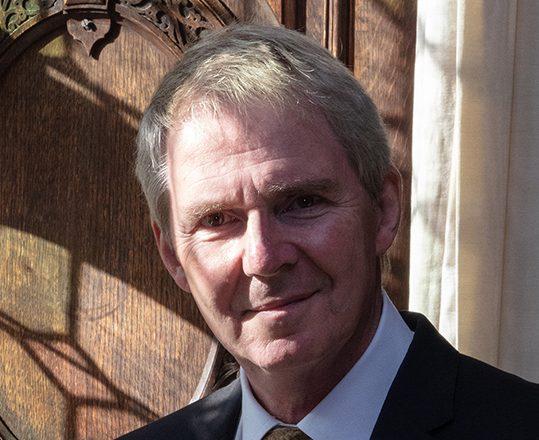 Photo of College Principal Professor Sir Nigel Shadbolt