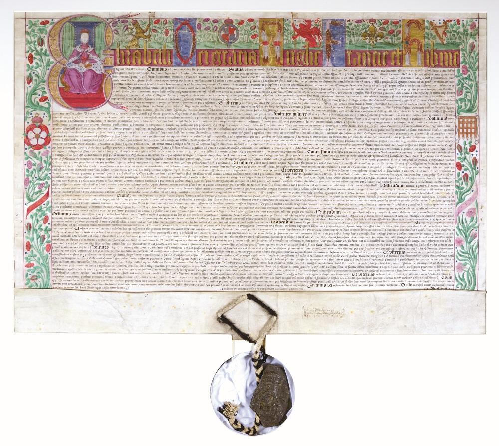 Founding charter