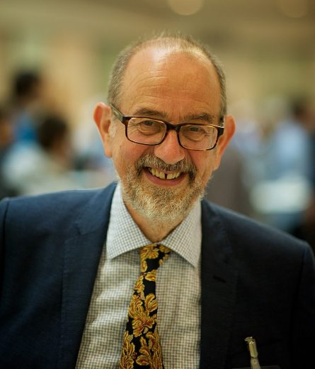 Prof Nigel James Hitchin FRS